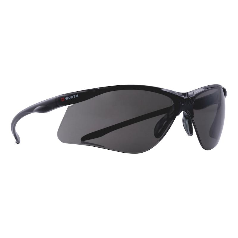 Askella-sikkerhedsbriller - SLIBEBRILLE ASKELLA SMOKE  EN166