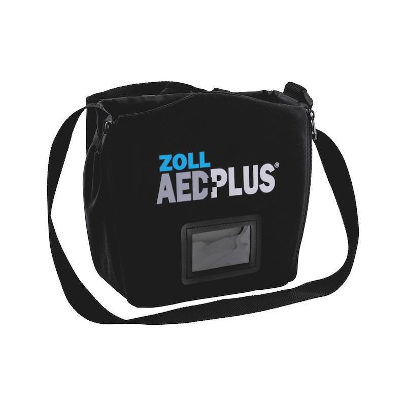 Tasche für Defibrillator - ZB-TASCHE-DEFIBRILL-HALBAUT-AED-PLUS