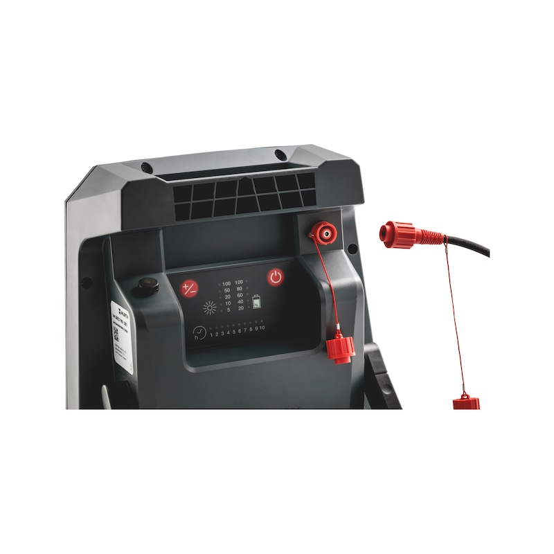 Akku-LED-Arbeitsleuchte POWERQUAD M AC/R - LEUCHT-AKKU-LED-(POWERQUAD-M)-AC/R