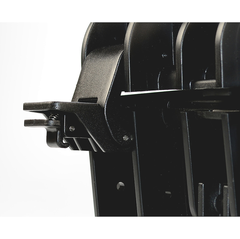 Caisse outils étanche/antipoussière  - VALISE A OUTILS ETANCHE WURTH