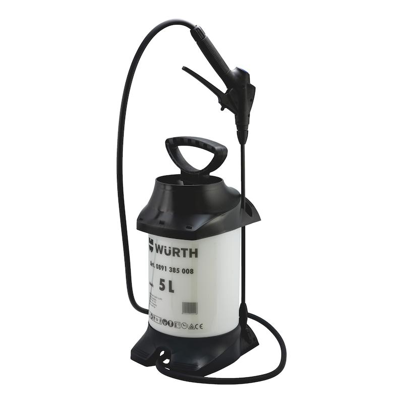 Pompa a pressione per prodotti alcalinici