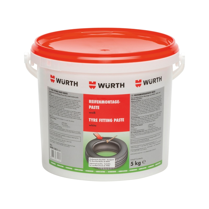 Tyre mounting paste - 1