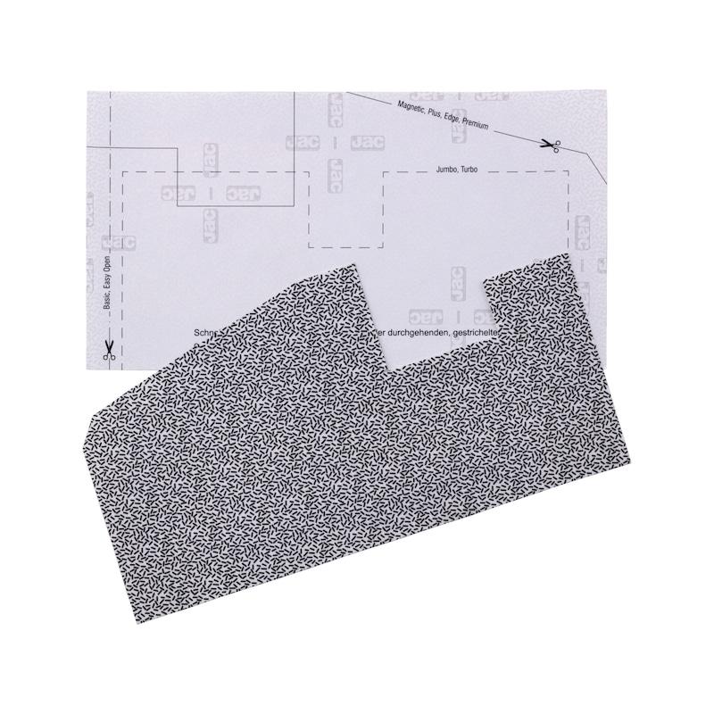 Datenschutzfolie für Auftragsschutztaschen - 1