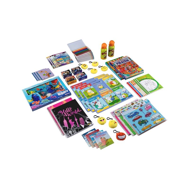 Tombola-Paket für Kinder