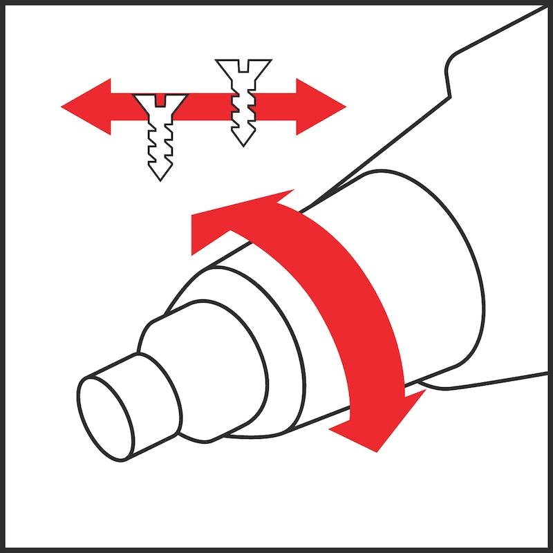 Akku-Trockenbauschrauber ATS 18 AUTOMATIC M-CUBE<SUP>®</SUP>  - TROBAUSHRBR-AKKU-(ATS18 AUTOM)-2X2,0AH