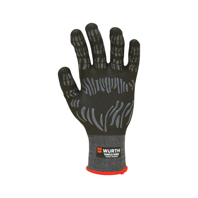 Protective glove, nitrile, Tigerflex Double - 2