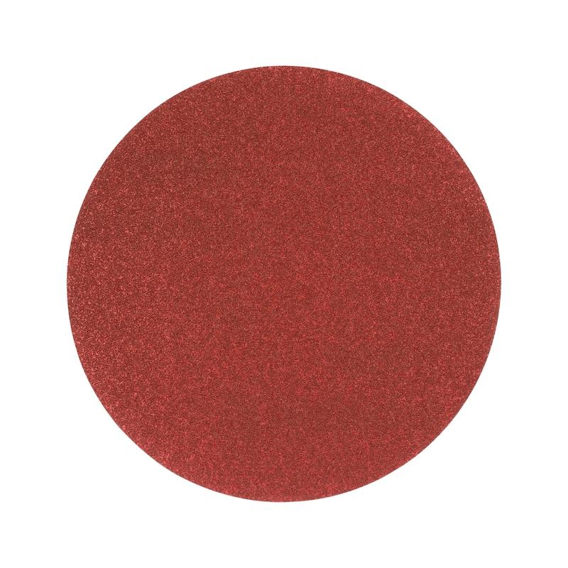 Kfz-Trockenschleifpapier Scheibe red perfect<SUP>® </SUP>ungelocht