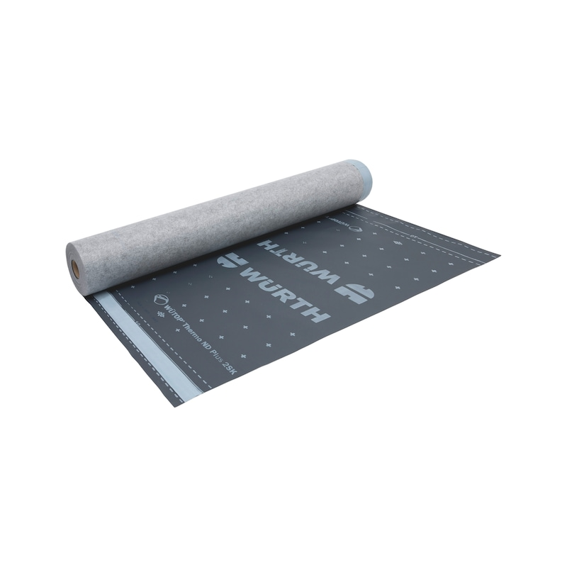 Dachunterspannbahn WÜTOP® Thermo ND Plus 2SK Großpack