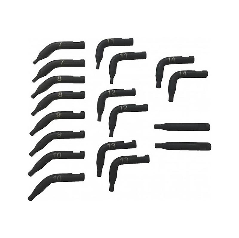 Pince règlable pour circlips - PINCE REGLABLE POUR CIRCLIPS KIT 4 PCES