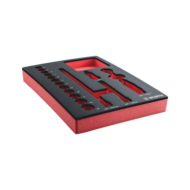 System-Einlage 4.4.1 Steckschlüssel 3/8 Zoll - 3