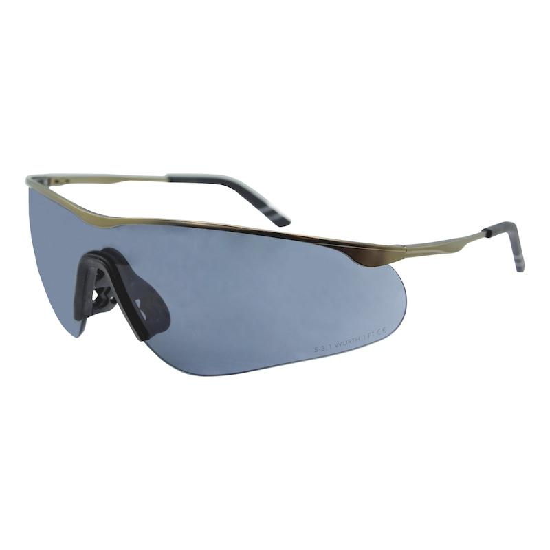 Schutzbrille Vision  - BGLBRIL-EN166-VISION-GRAU