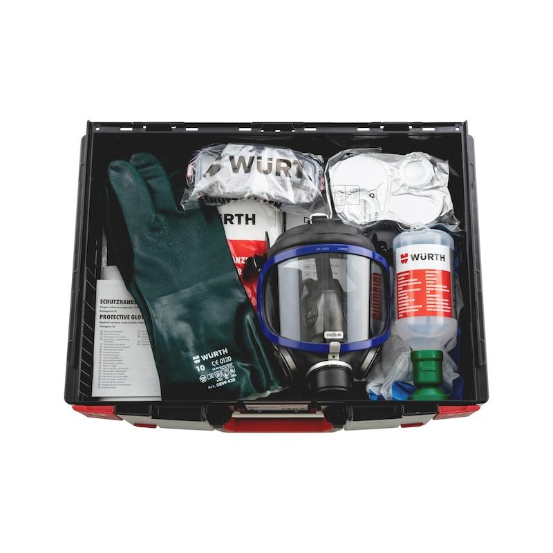 PSA-Koffer für Gefahrgut - PSABOX-GEFAHRGUT
