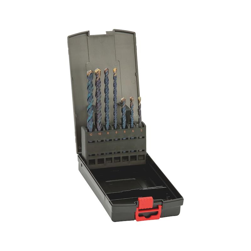 Coffret de forets multi-matériaux MFD-S Plus - 1