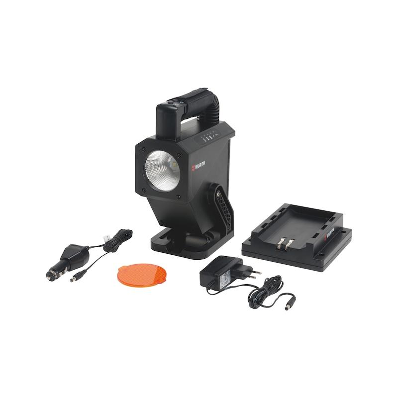 LED-/Akku-Arbeitsscheinwerfer 12-Volt