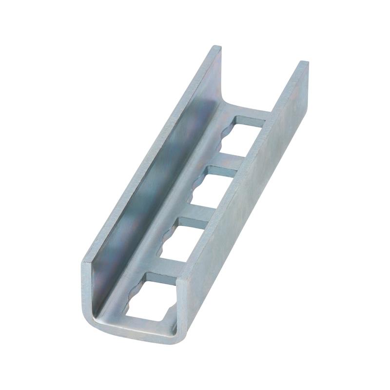 Connecteur de rail Varifix<SUP>®</SUP>, série lourde - C2C - ECLISSE EN U PR RAPID ECROU