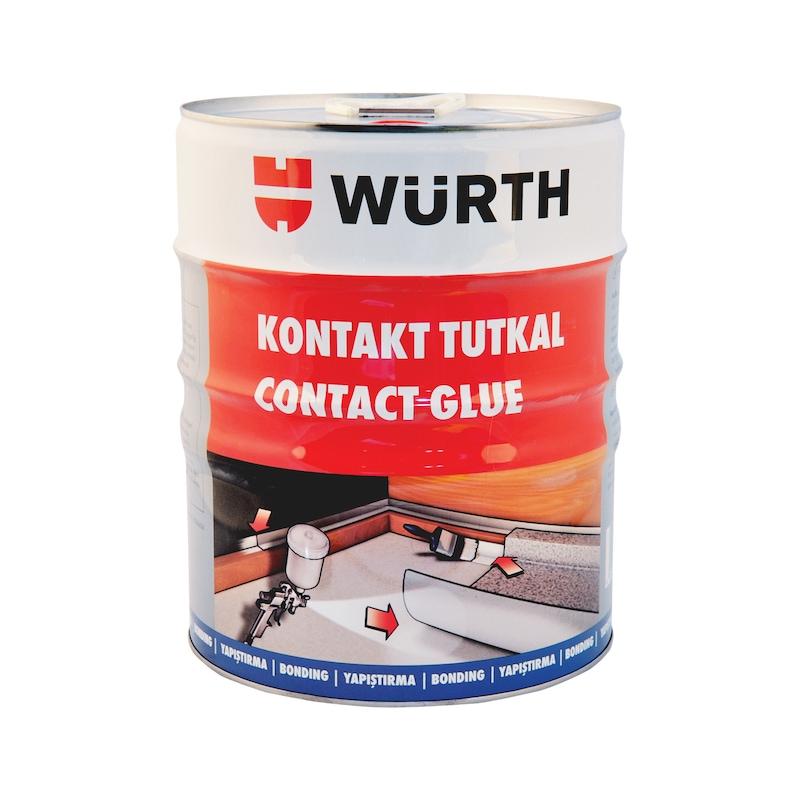 Kontakt tutkal - KONTAKT TUTKAL A.SARI 19LT