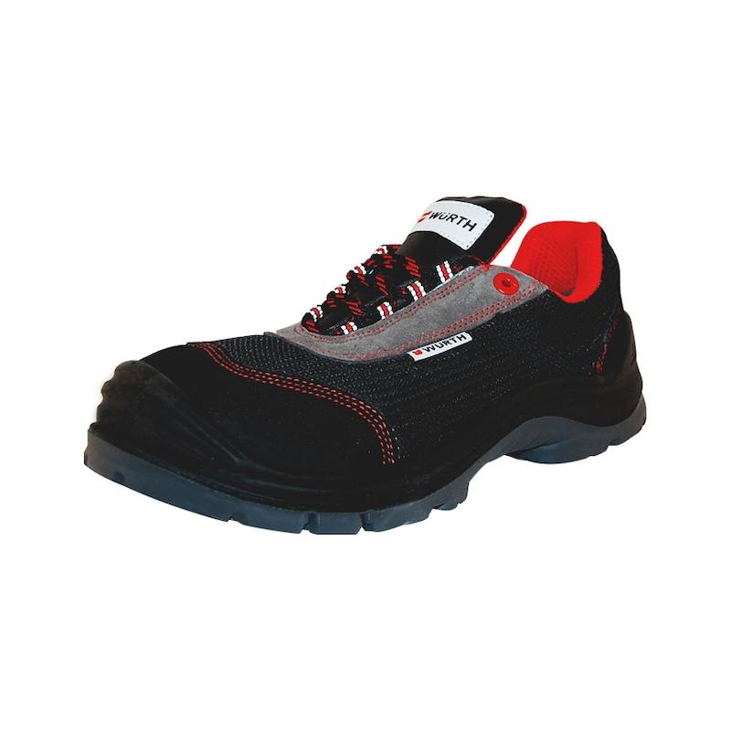 S1 İş güvenliği ayakkabısı kumaş Lacivert - S1 İŞ GÜVENLİĞİ AYAKKABISI KUMAŞ LACİ.40