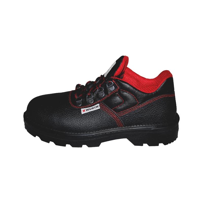 S1 İş güvenliği ayakkabısı Siyah