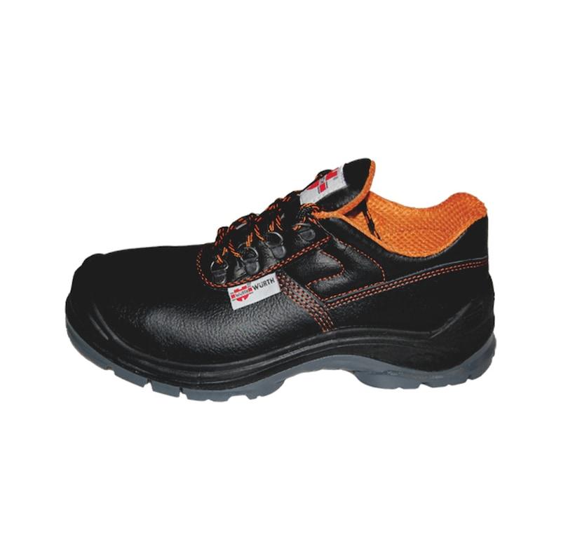 S3 iş güvenliği ayakkabısı Siyah