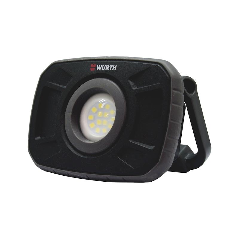 LED-Arbeitsleuchte mit Akku Ergopower Mini 10W - 1