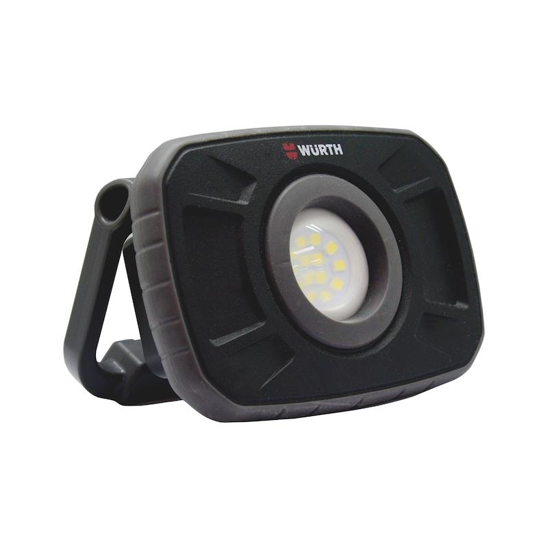 LED-Arbeitsleuchte mit Akku Ergopower Mini 10W - 7