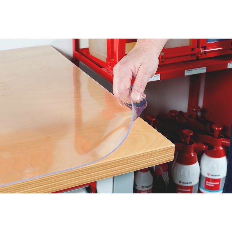 Worktop cover, PVC - 3