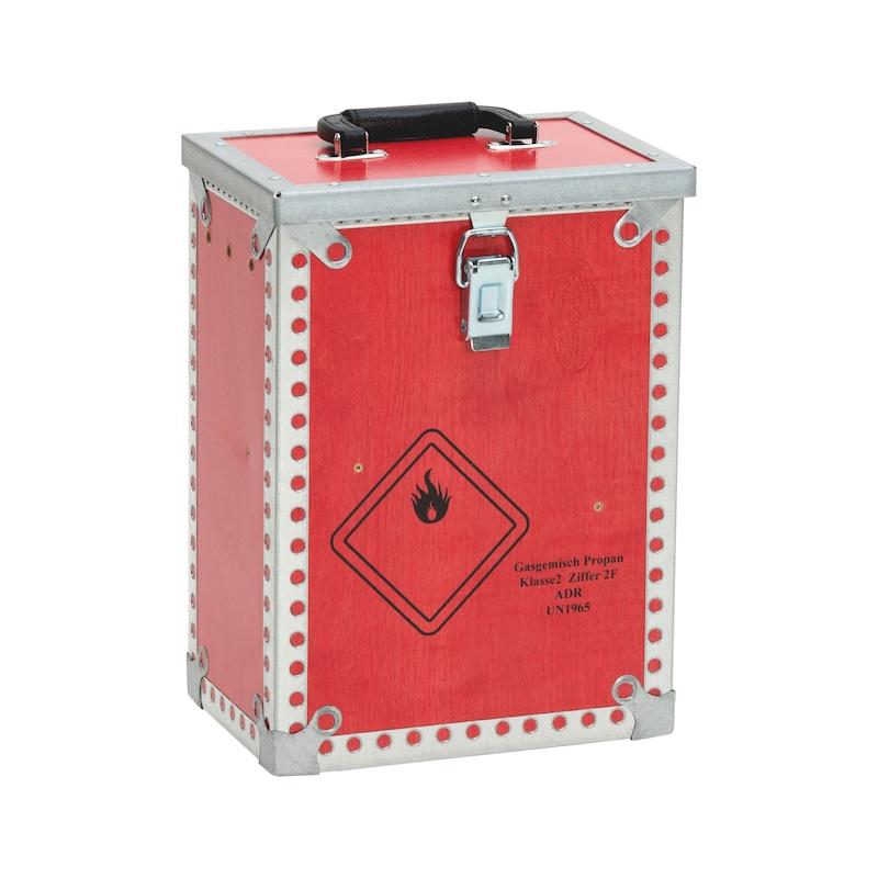 Debna na tvrdú a mäkkú súpravu spájkovačky - PRISL.DREV. BOX-(NA-09848)-PRAZDNY