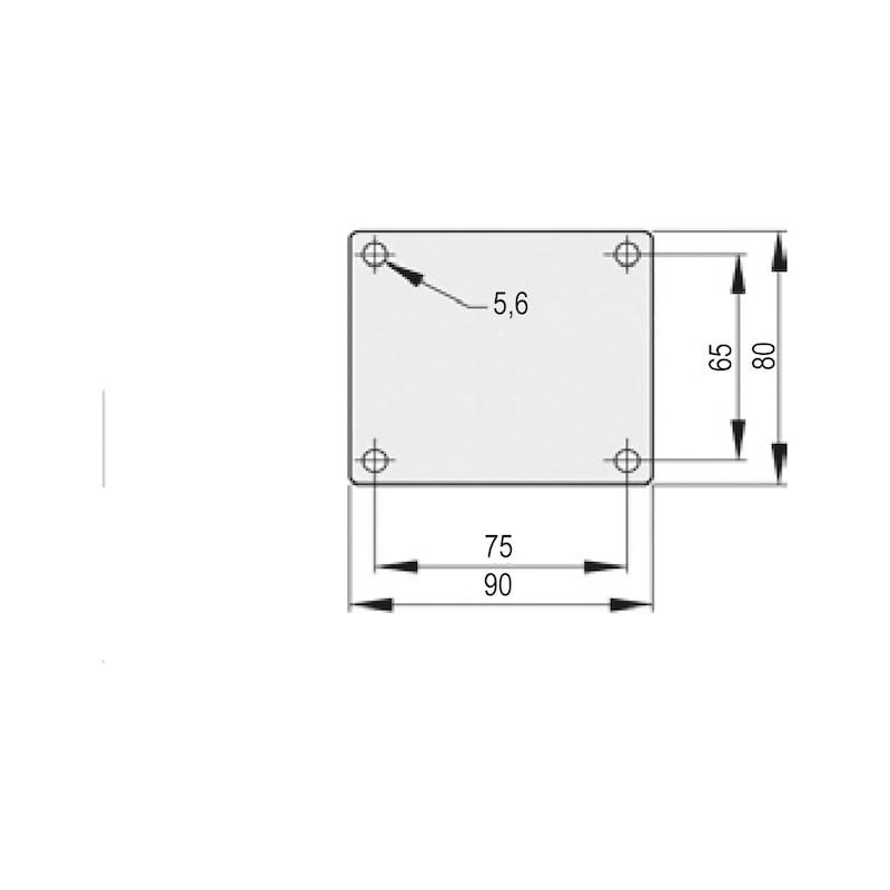 Haftmagnet THM 439 - 3