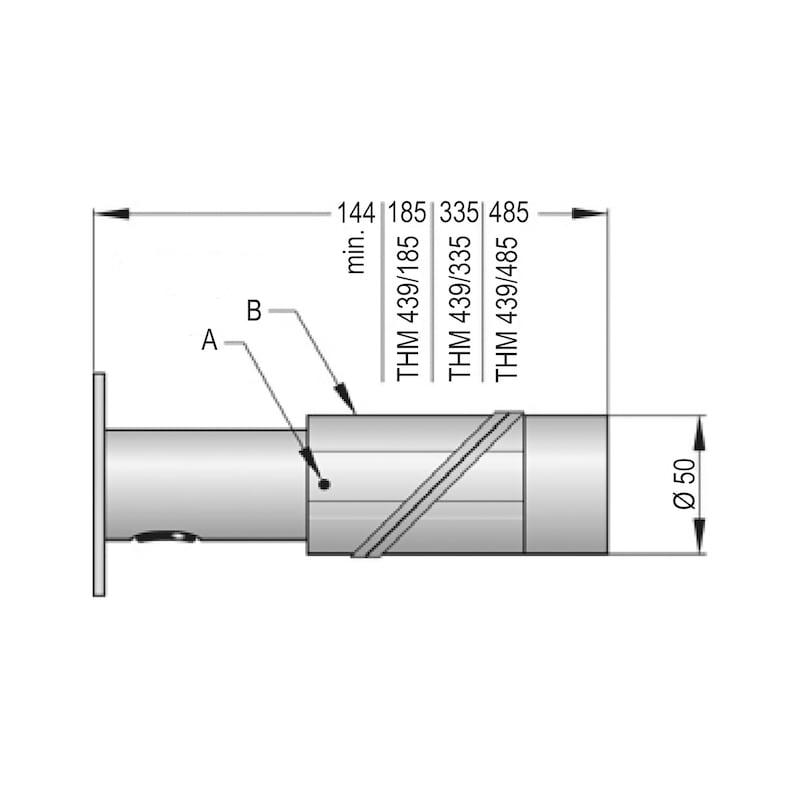 Haftmagnet THM 439 - 2