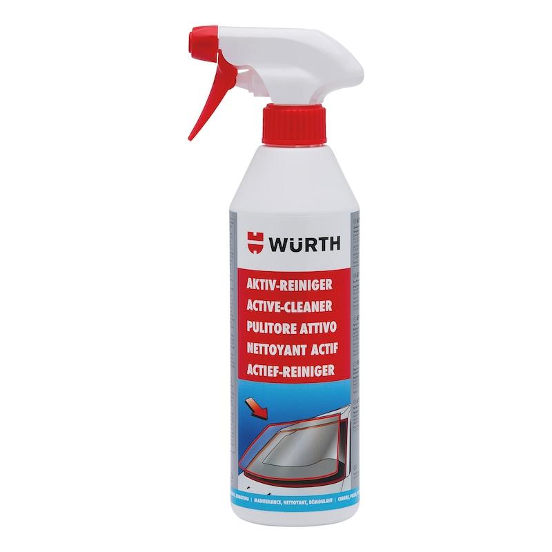Cam ve pencere temizleyici Aktif temizleyici - AKTİF CAM TEMİZLEYİCİ 500ML