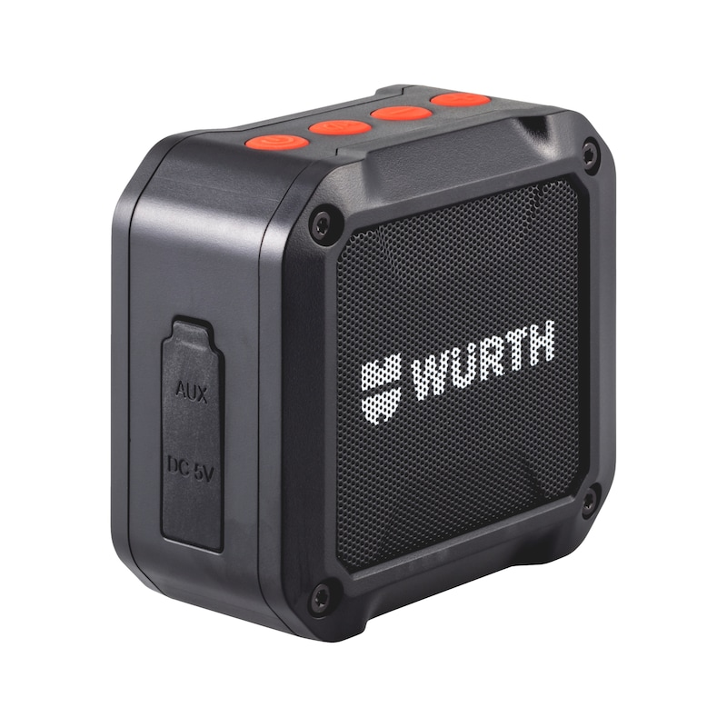 Bluetooth<SUP>®</SUP>-Lautsprecher mit Magnet - 3