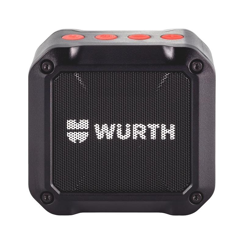 Bluetooth<SUP>®</SUP>-Lautsprecher mit Magnet - 1