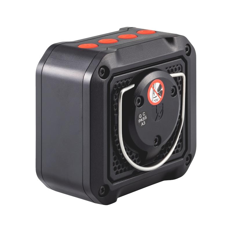 Bluetooth<SUP>®</SUP>-Lautsprecher mit Magnet - 5