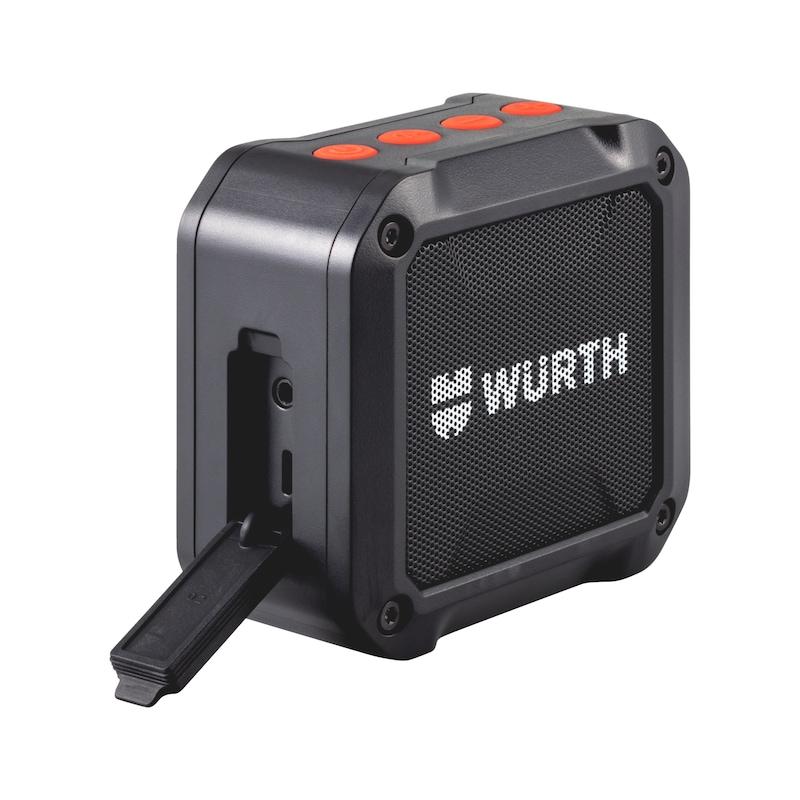 Bluetooth<SUP>®</SUP>-Lautsprecher mit Magnet - 4