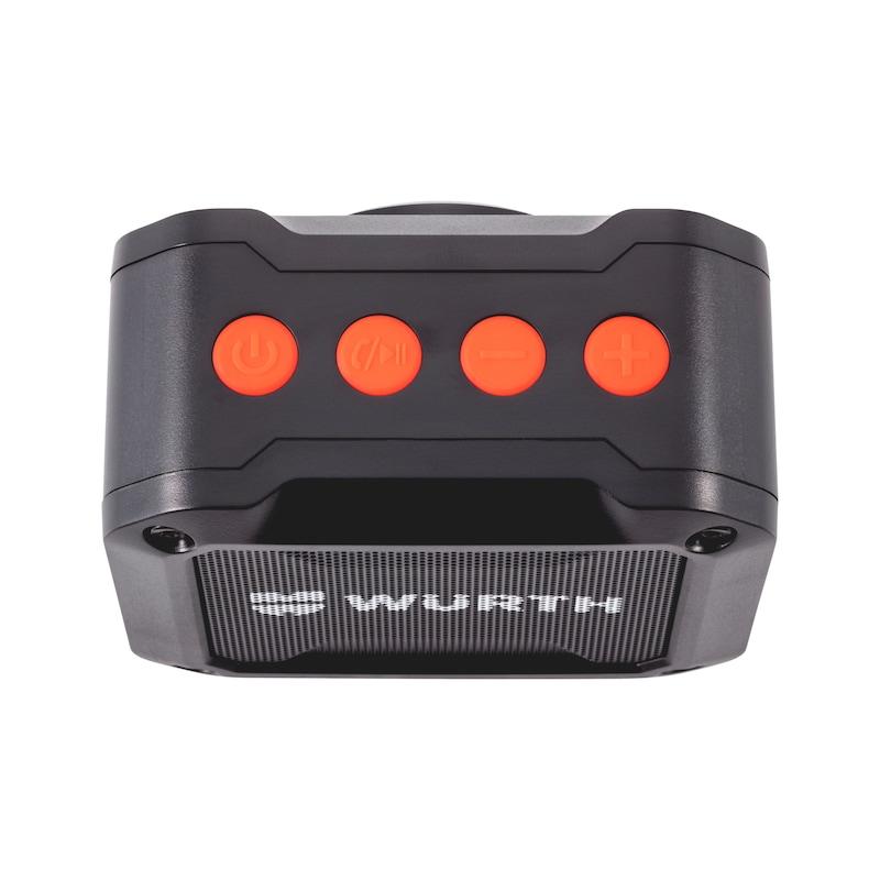 Bluetooth<SUP>®</SUP>-Lautsprecher mit Magnet - 2
