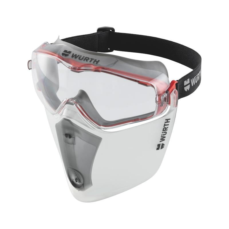 Full-vision goggles FS 2020-01 - OKULIARE OCHRANNE-FS2020-01