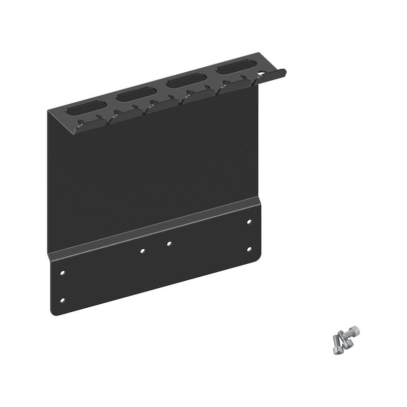 Werkzeughalter hinten für Werkstattwagen - ZB-SHRDRHHALT-WRKSTWG-BAS/PRO