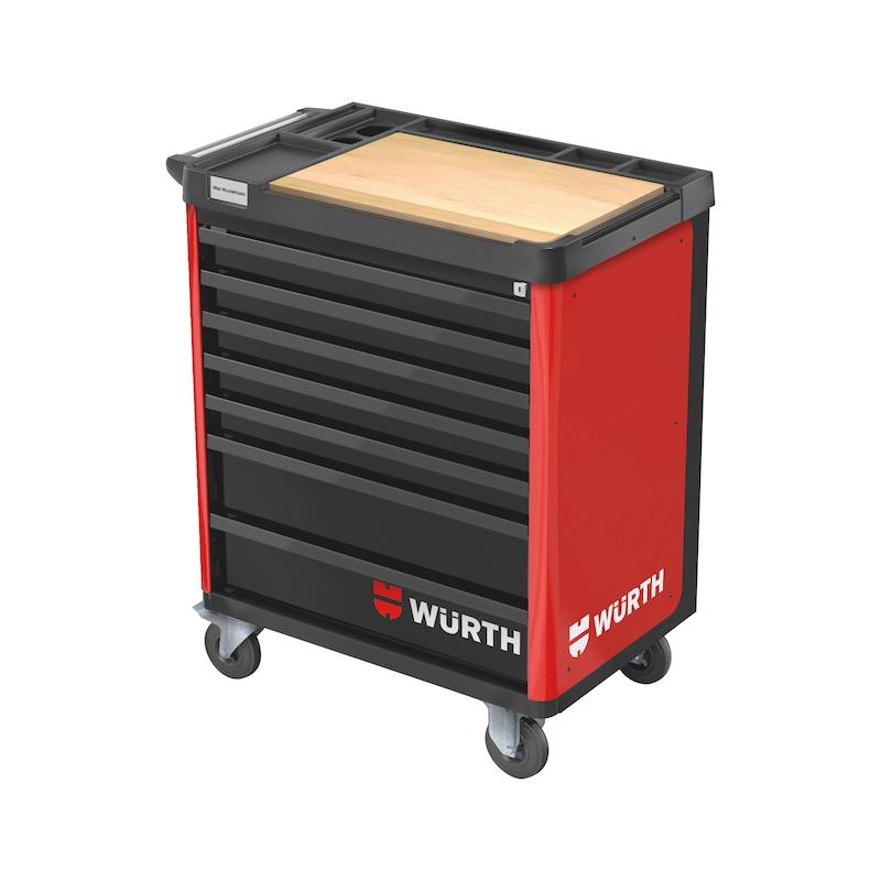 Holzplatte für Werkstattwagen - 2