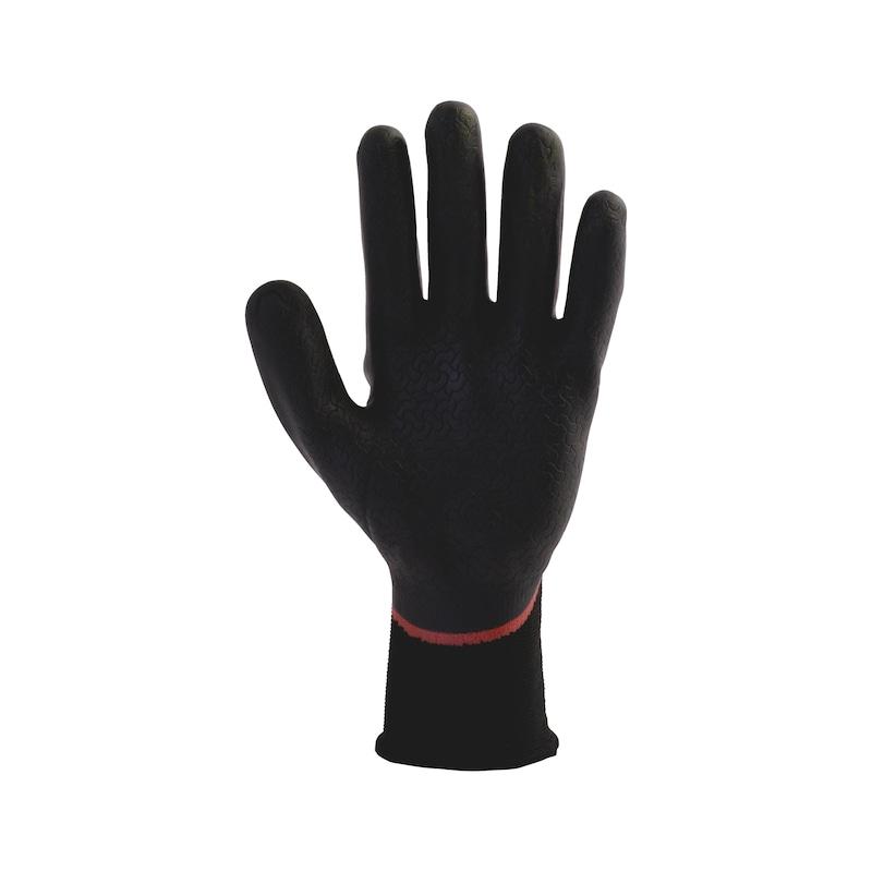 Nitrile glove AquaStop - PROTGLOV-NTR-AQUASTOP-SZ9