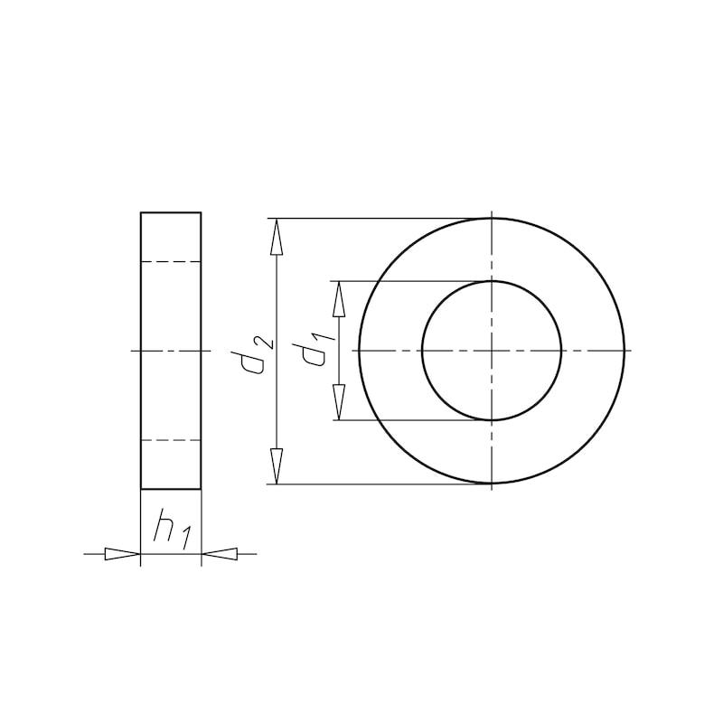 Anello di centraggio - 2