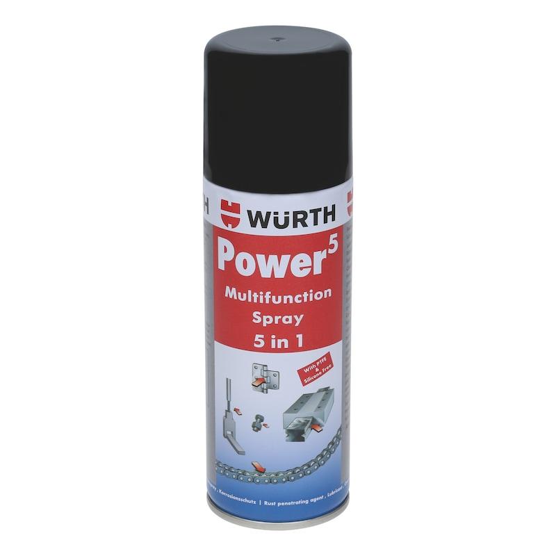 Maintenance oil Power5 - น้ำยาเอนกประสงค์5ประการ POWER 5 ขนาด200 มล.