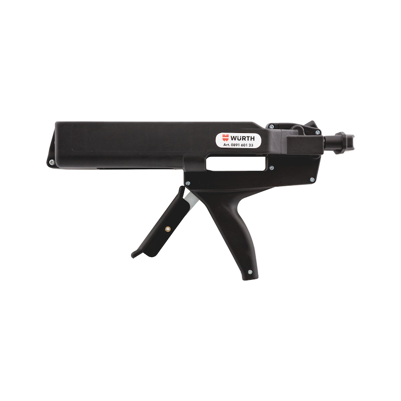 マニュアル圧力ダブルカートリッジガン - マルチコート DUO用ガン