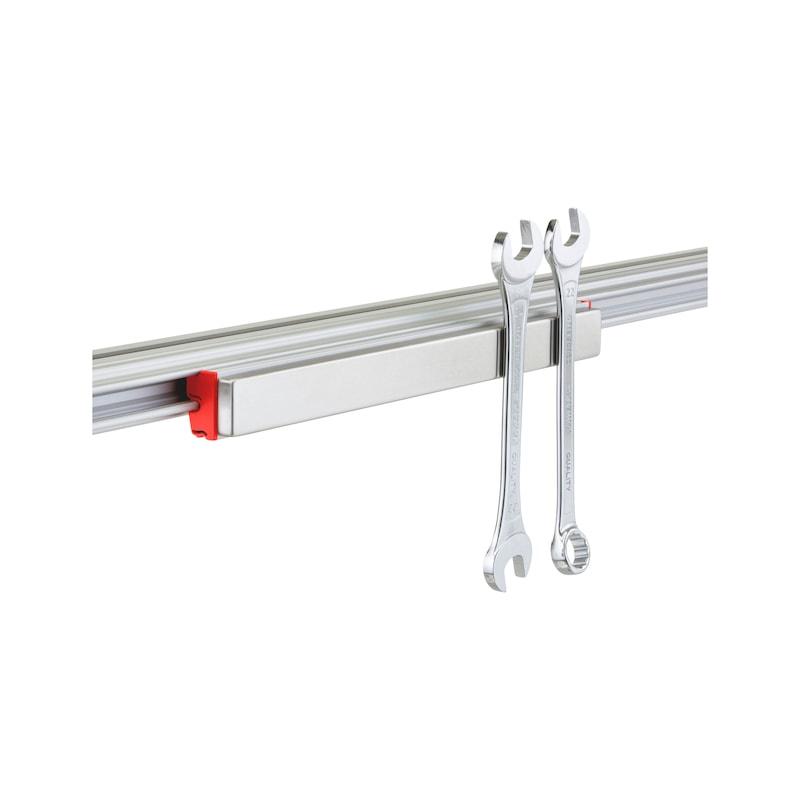 CLIP-O-FLEX<SUP>®</SUP> Halter Magnetflex Magnetische Schiene