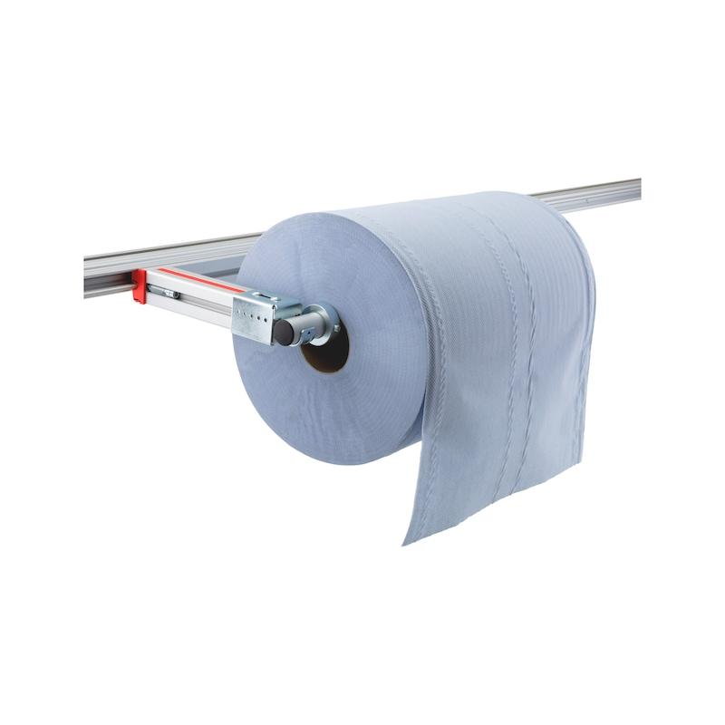 Holder for CLIP-O-FLEX rail Paperflex - COF-HALTER-PAPERFLEX-510X260MM