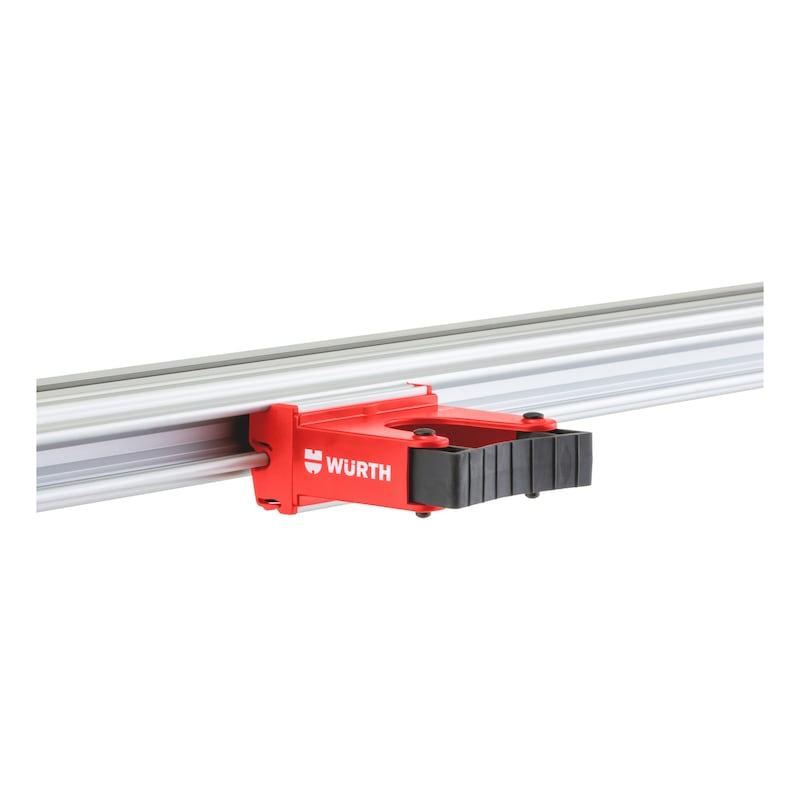 Holder for CLIP-O-FLEX rail Toolflex - COF-HALTER-TOOLFLEX-2-KLEMMW-30-40MM