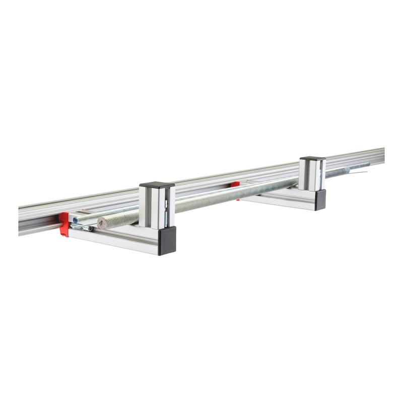 CLIP-O-FLEX<SUP>®</SUP> Halter Longoflex  - COF-HALTER-LONGOFLEX-230MM