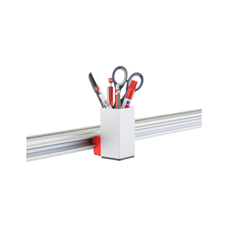 Holder for CLIP-O-FLEX rail Cableflex - 1