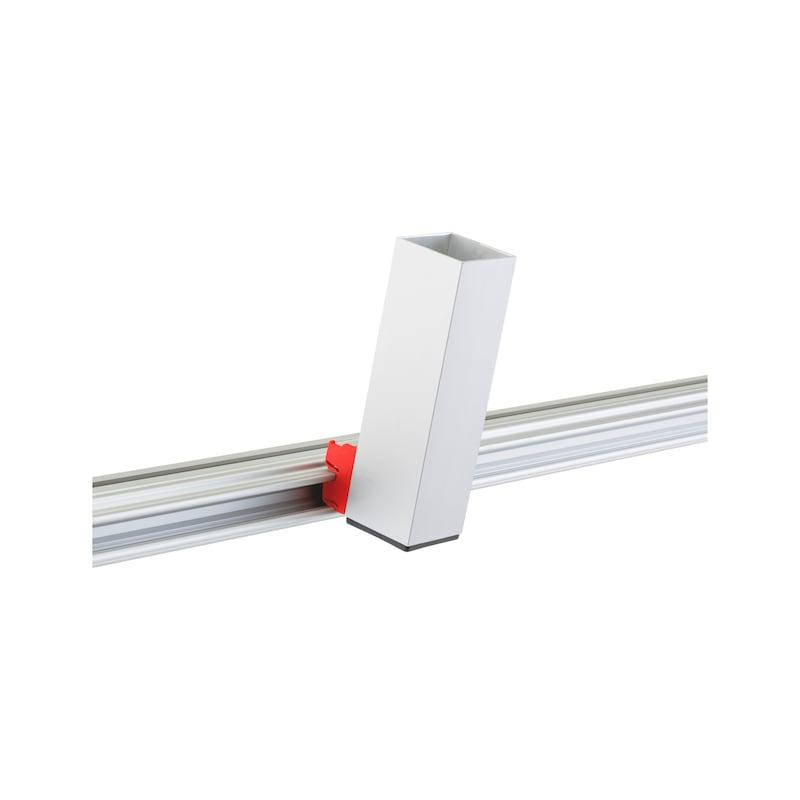 Holder for CLIP-O-FLEX rail Cableflex - COF-HALTER-CABLEFLEX-170MM