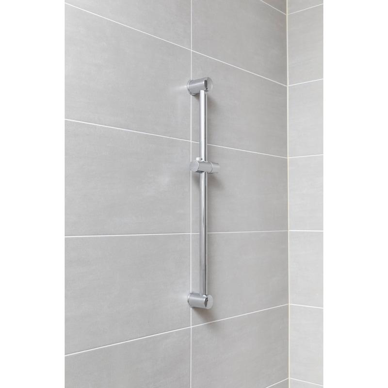 Barre de douche spécial rénovation - 1