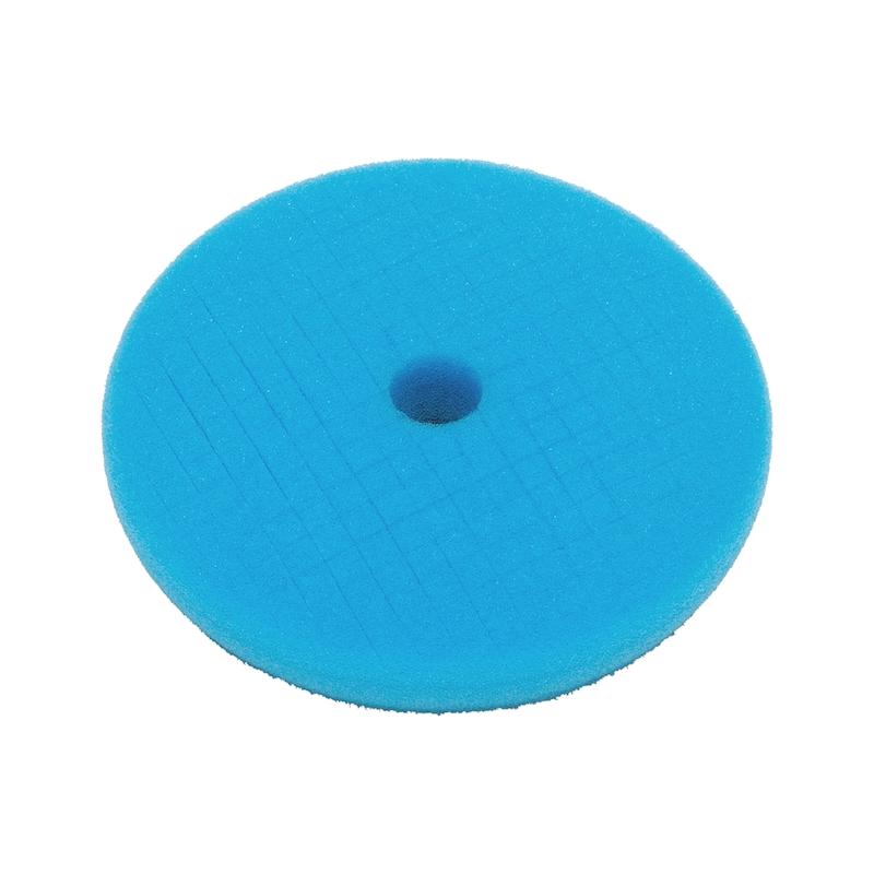Polierpad - POLPAD-BLAU-HART-D145X25MM